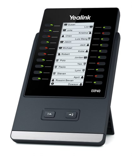 Yealink Exp40 Lcd Expansion Module Even Flow