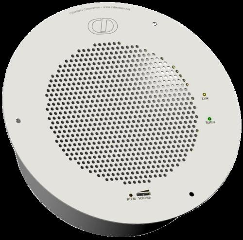 SIP Enabled IP Speaker