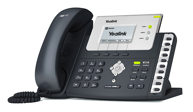 Yealink T26p Voip Phone Sip Manual Guide