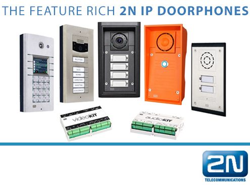 doorphone range