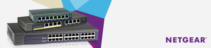 Image result for NETWORKING SWITCHES NETGEAR BANNERS