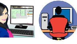 Operator Panel & User HUD, for Com.X PBX