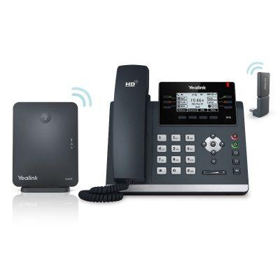 Yealink W41P DECT Desk Phone - Even Flow