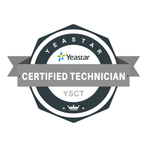 YSCT - Yeastar Certified Technician