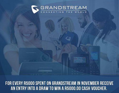 Grandstream voucher